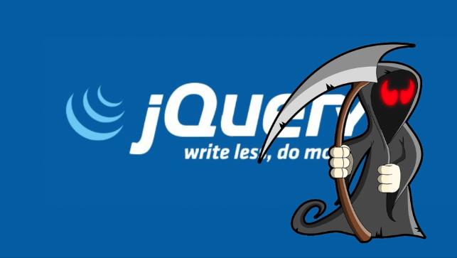 jQuery è morto